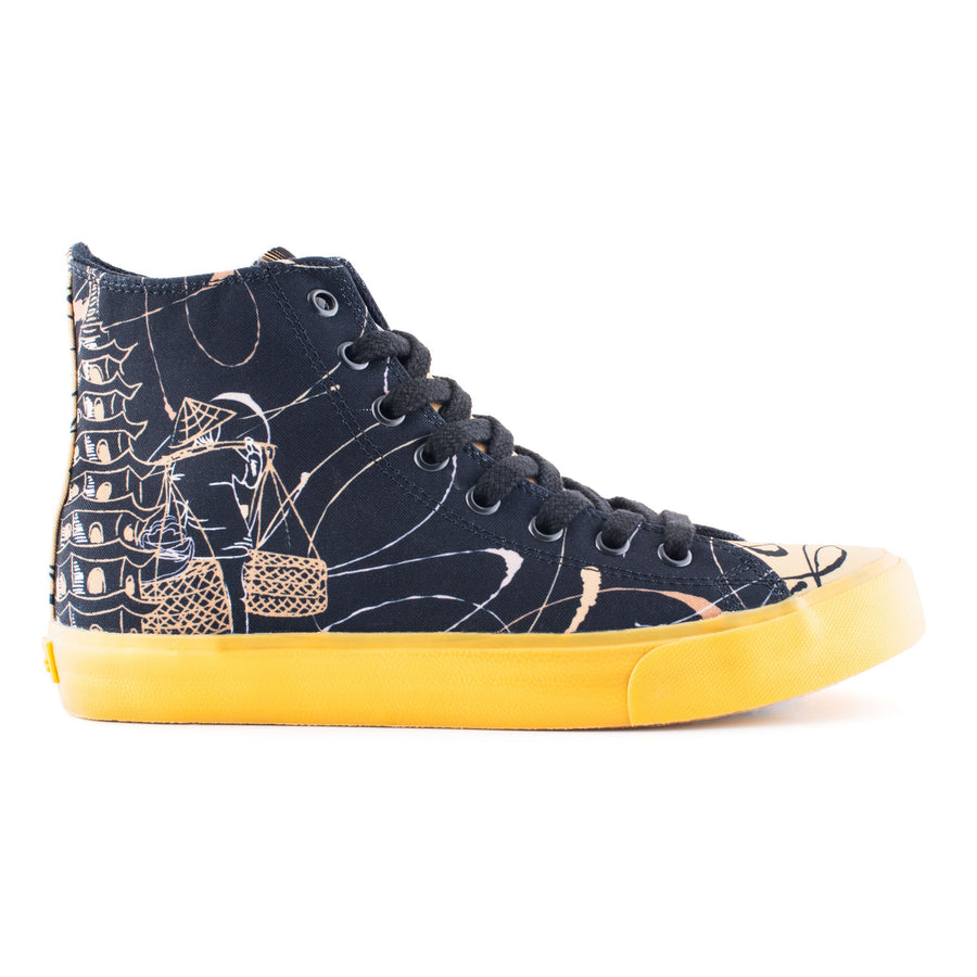 Hanoi High Top - ML Footwear