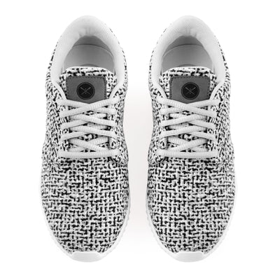 Heather Grey Woven FlexAlpha