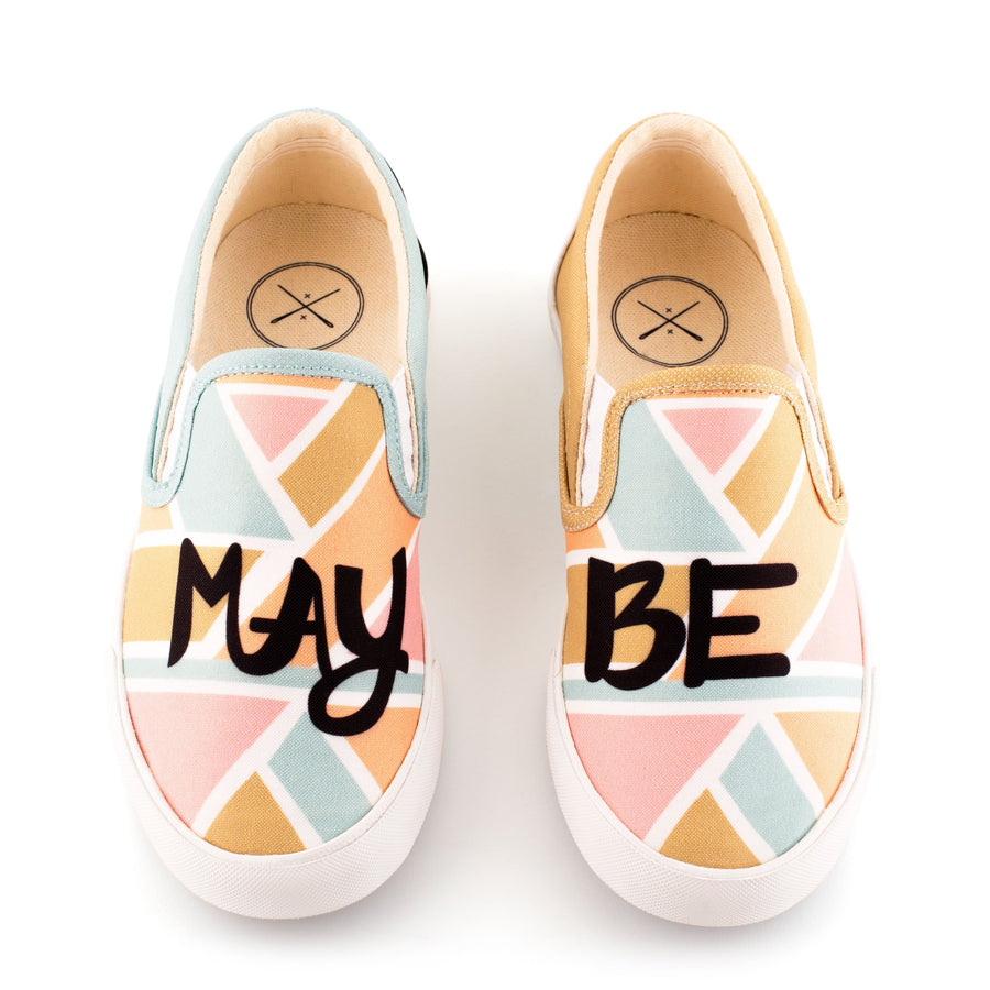 May-Be Slip On