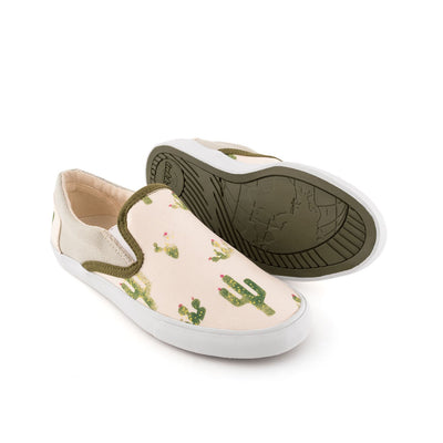 Prickly Slip On