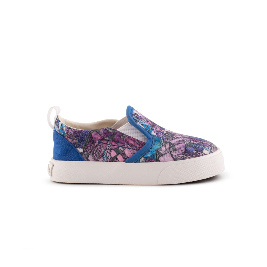 Purple Mountain Slip On - KIDS