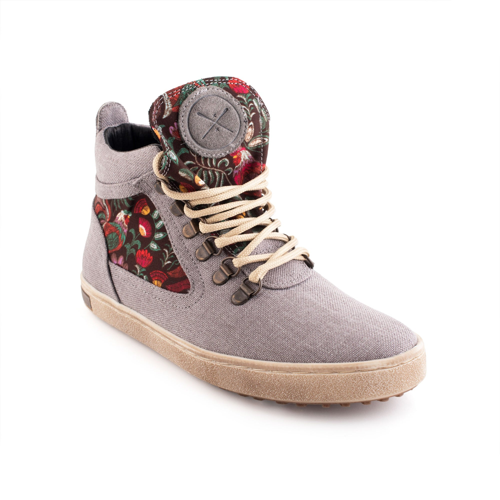 Rooster Canvas Camping Boot - ML Footwear