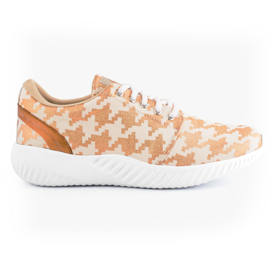 Rose Gold Houndstooth FlexAlpha