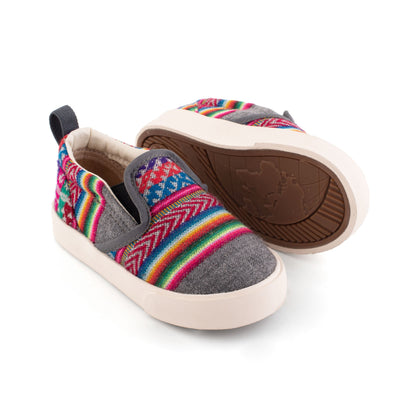 Slate Slip On - KIDS - ML Footwear
