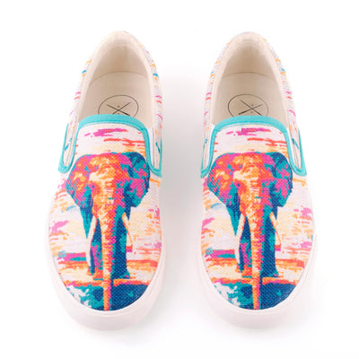Thai Elephant Slip On