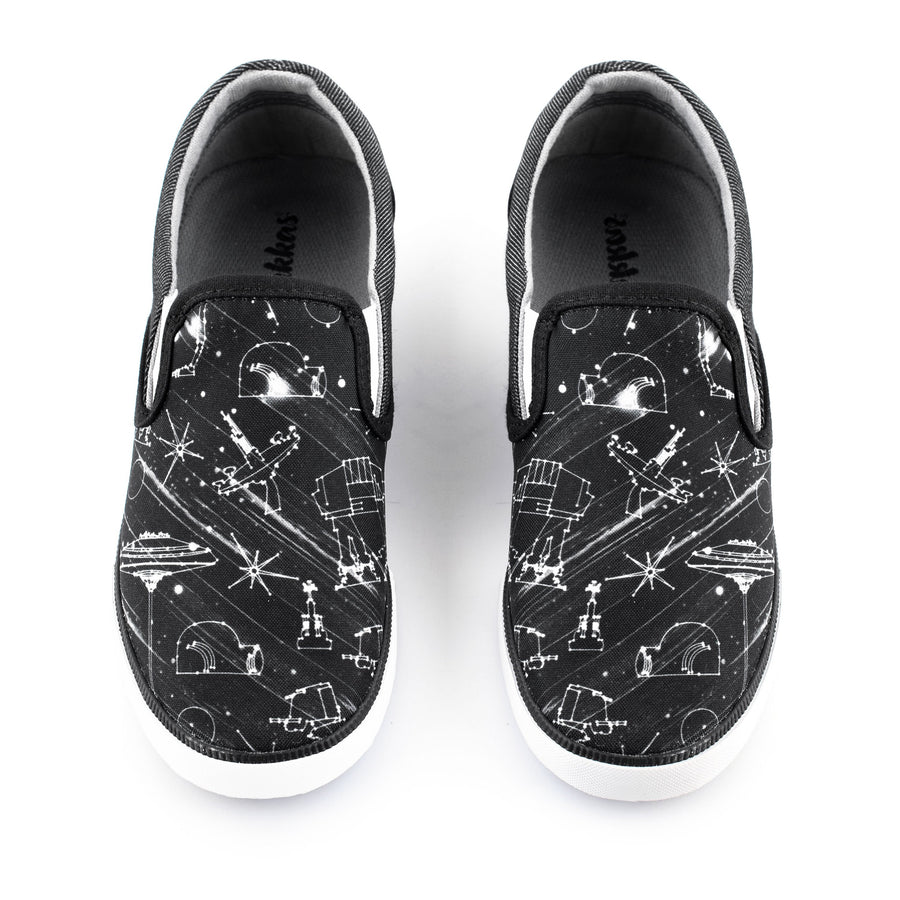 The Galaxy Slip On