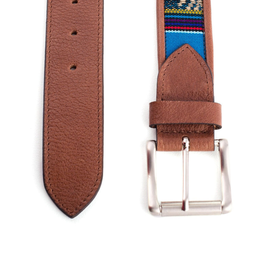 Bluebird Leather Belt