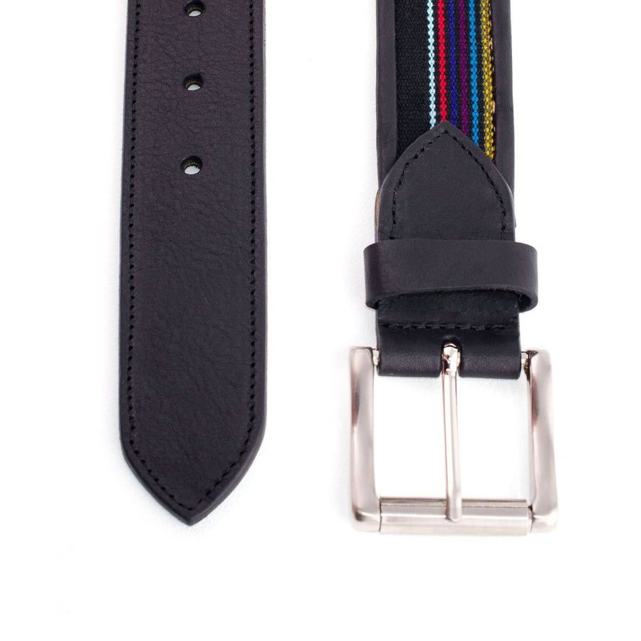 Blackbird Leather Belt