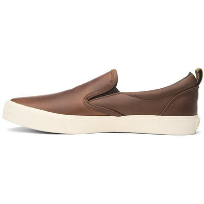 Mustang Leather Slip On