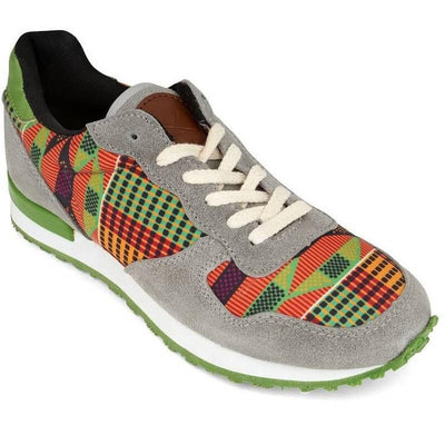 New Edition Kente African Jogger - ML Footwear