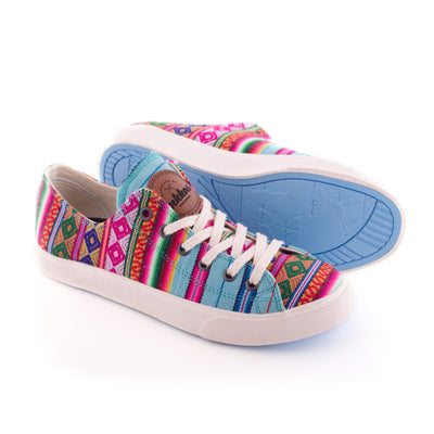 Blue Mist Low Top