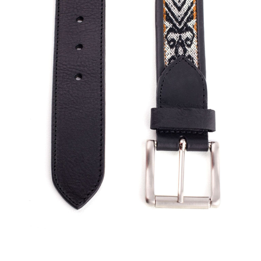 Desert Leather Belt