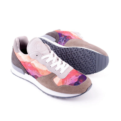 Andes Grey Jogger - ML Footwear