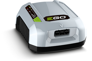 EGO POWER + COMMERCIAL CHARGER