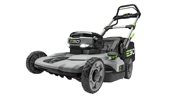 "21""  PUSH EGO POWER + MOWER"