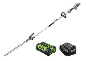 EGO POWER +  MULTI HEAD HEDGE TRIMMER KIT