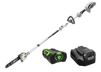 EGO POWER + MULTI HEAD POLE SAW KIT