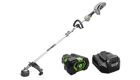 "EGO POWER + Multi Head 15"" String Trimmer Kit"