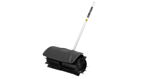 "Power + 21"" Rubber Broom Attachment"