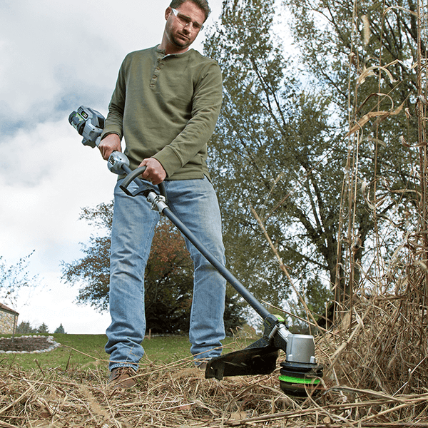EGO POWER + STRING TRIMMER  WITH POWERLOAD HEAD