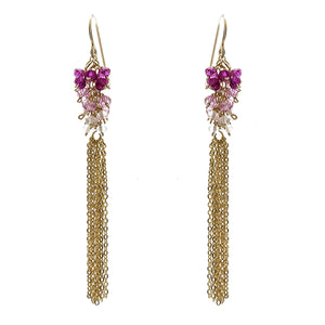 Kusinara Ombre Earrings