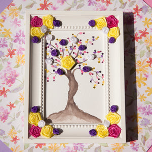 Flower Bloom Frame - Spring Has Sprung