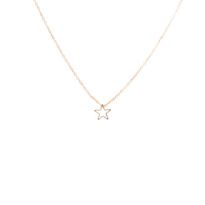 Small Floating Star Choker