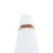 Birthstone Mid Rings