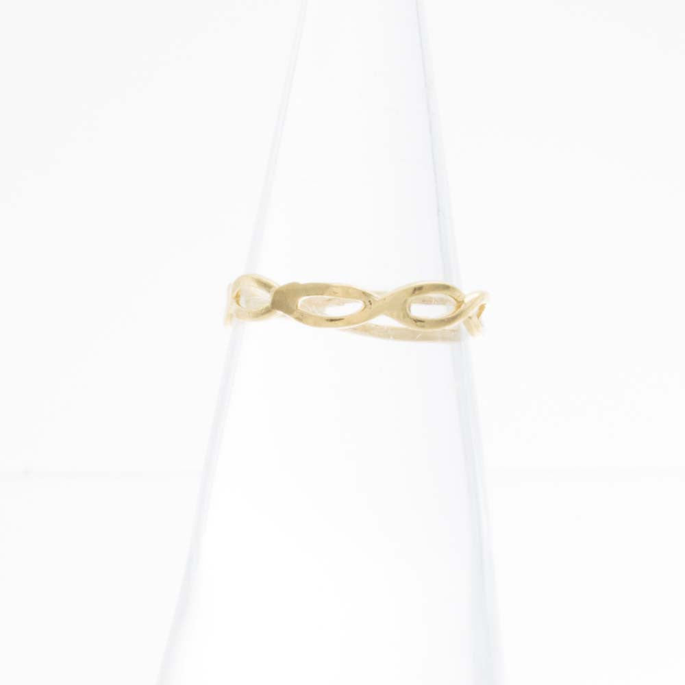 Oval Chain Knuckle Ring