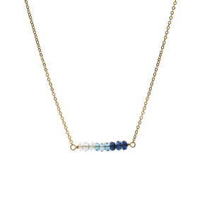 Ombre Bar Necklace