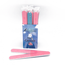 "Load image into Gallery viewer, 7"" x 3/4"" Disinfectable Files-4-Way Lt/Dk Blue/Pink Combo. Click to view all pack options"