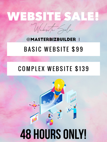 Biz Builder Website Setup