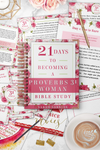 Proverbs 31 Woman Bible Study Bundle {95+ pages + 10 items}