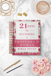 Proverbs 31 Woman Devotional PLUS Workbook {85 Pages}