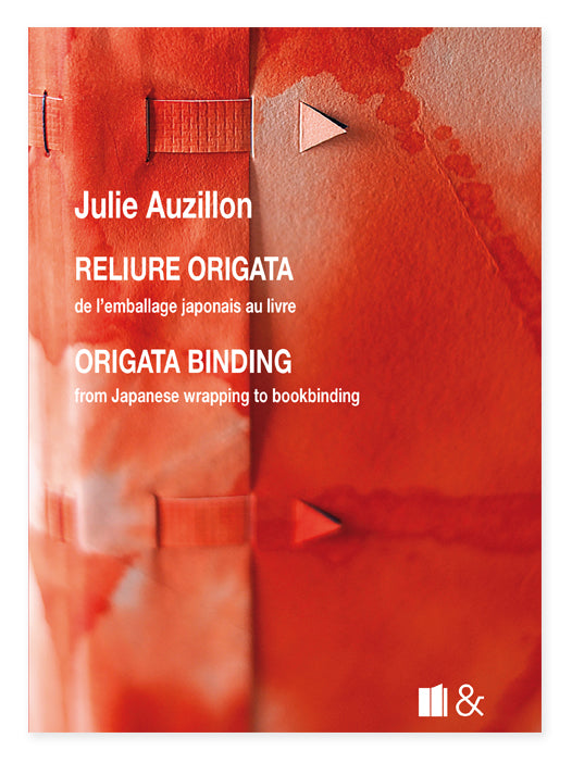 Book: Origata binding - Julie Auzillon