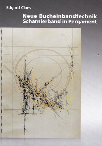 Book: Scharnierband in Pergament - Edgard Claes
