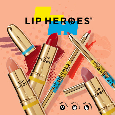 Lipstick Lovers! LIP HEROES ARE HERE!