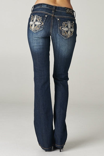 Darci Bootcut Cello Jeans