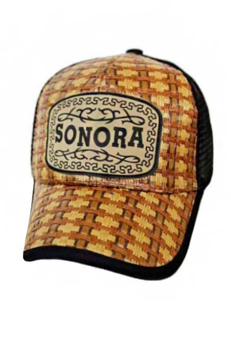 Larry Mahan - Straw Hat - Sonora - 20X
