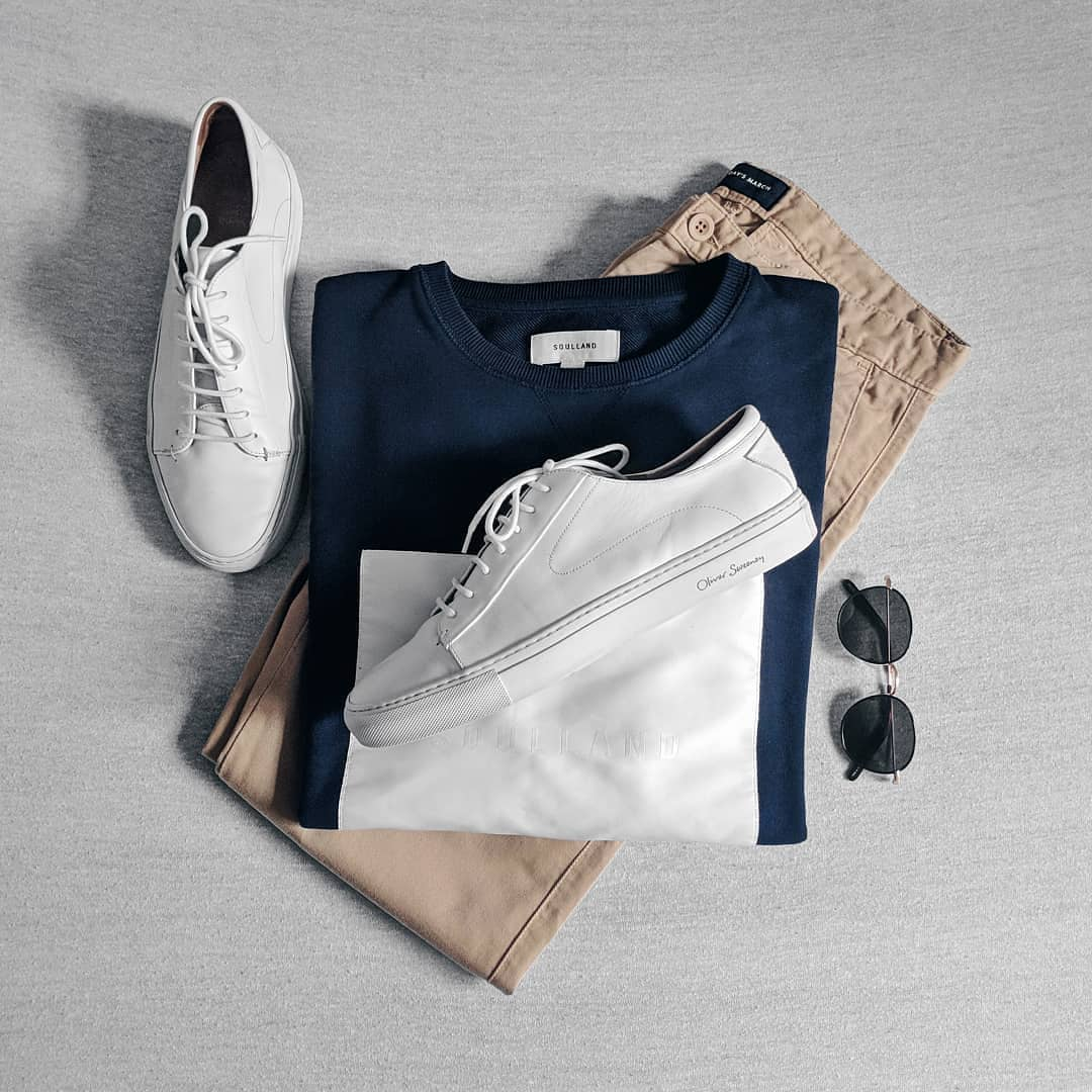 8 Minimalist Outfit Grids From Our Instagram