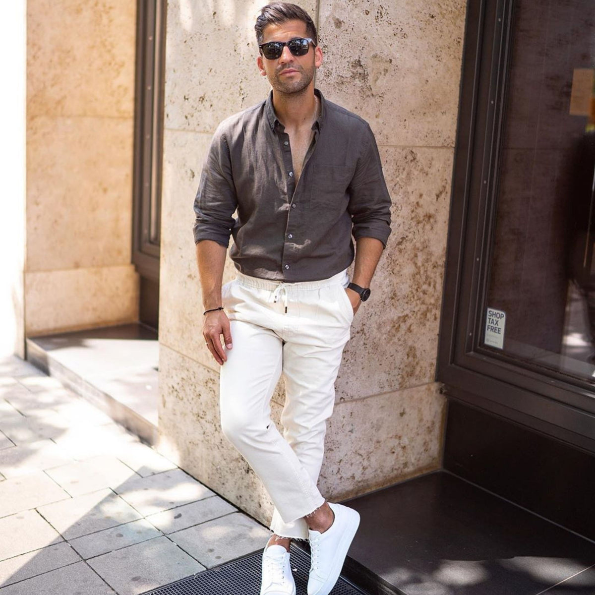3 Fresh Chino Pants Outfits For Guys