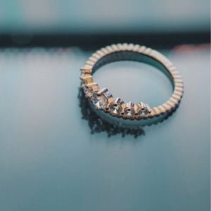 Diamonds Are Forever; 5 Reasons Why You Should Buy Your Partner An Eternity Ring