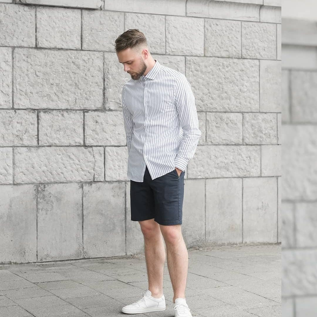 5 Simple Weekend Outfits For Men