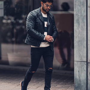 5 Ways To Wear Jacket This Winter