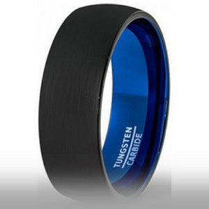 7 Minimalist Tungsten Wedding Rings for Men