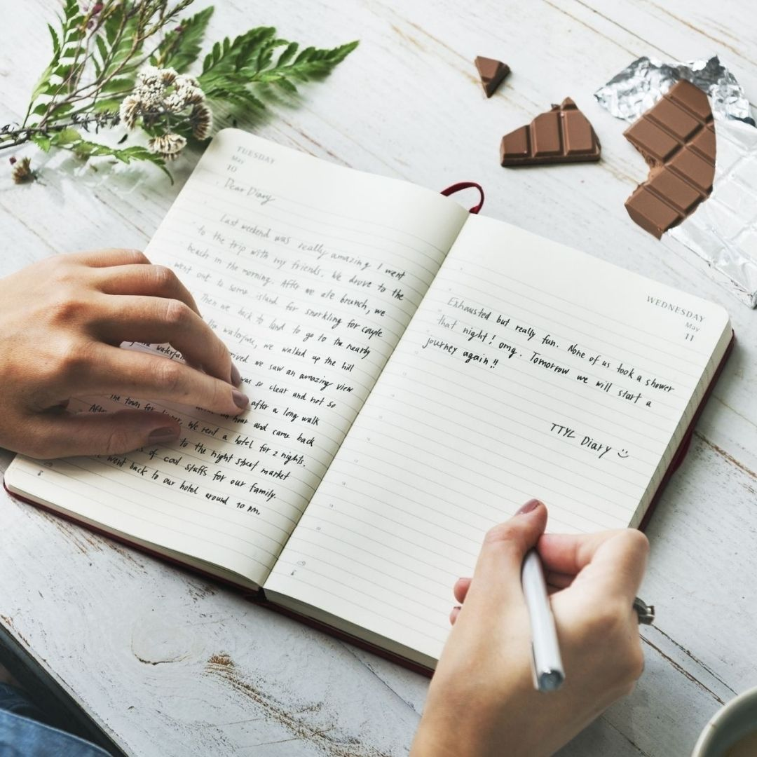 From Journaling To Jewelry: 6 Unique Ways To Affirm Your Self-Belief