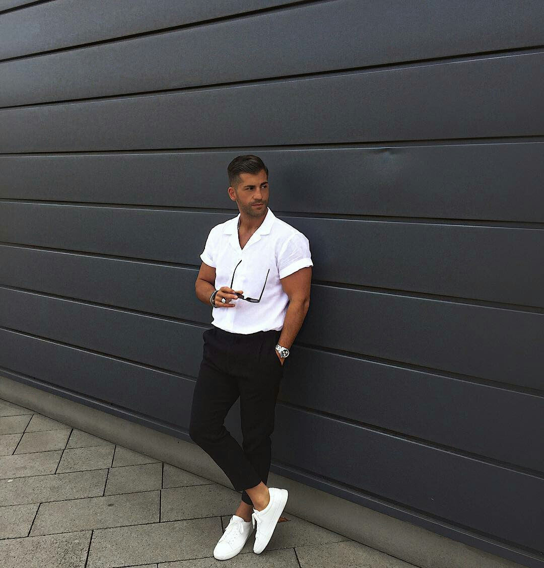 How to wear black and white outfit on the street 10 ideas lifestyle by ps