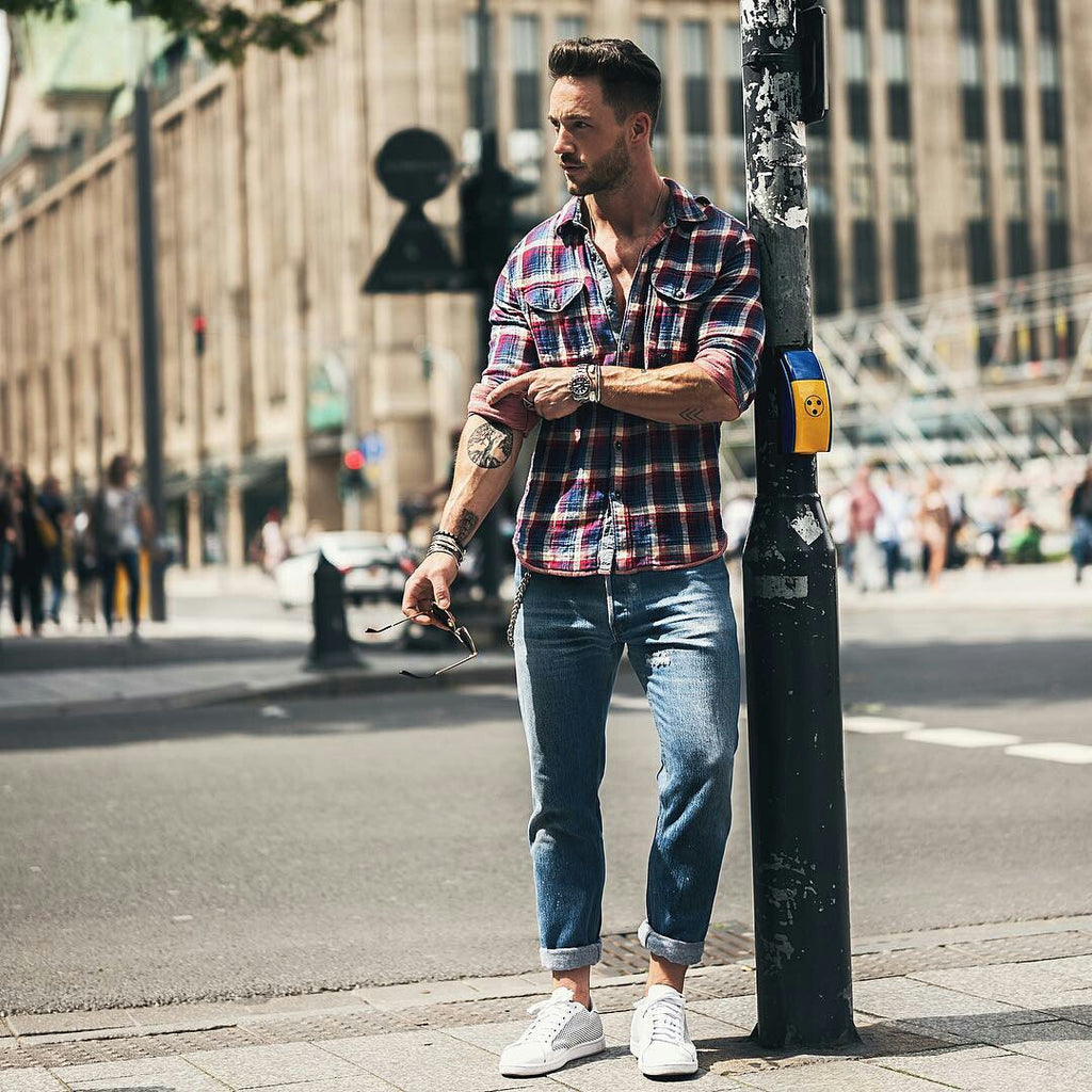 How These Jeans & Casual Shirt Outfits Can Help You Look Sharper Than Your Friends