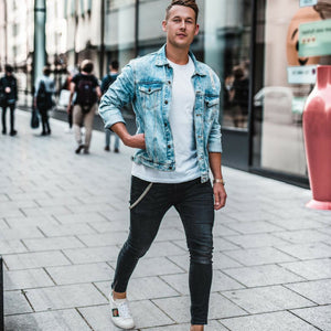 5 Black Jeans Outfits For Men