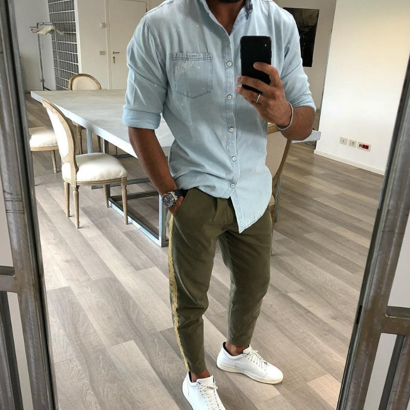5 Daily Wear Casual Outfits For Men
